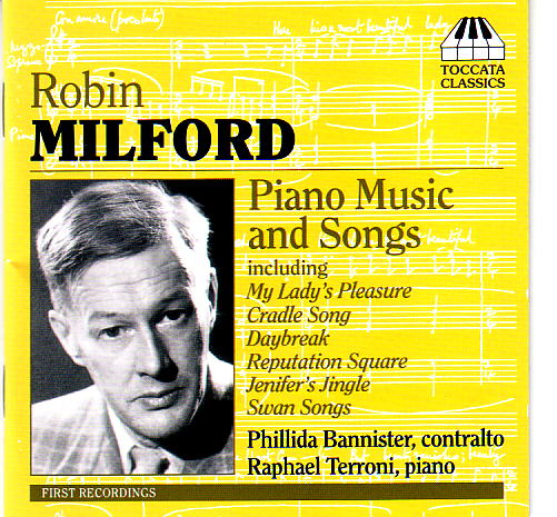 Piano Music and Songs CD